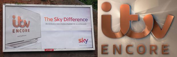 ITV Encore/Sky Partnership