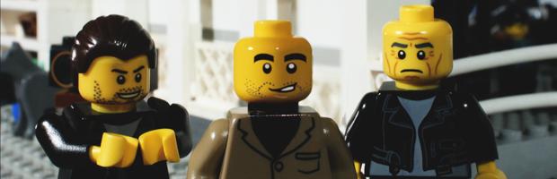Lego Ad Break