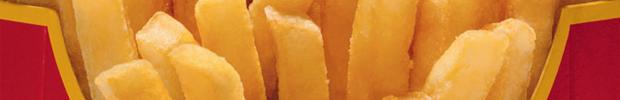 McDonald's Fries Close Up