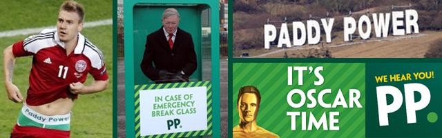 Paddy Power Stunts