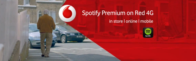 Vodafone's Spotify Partnership