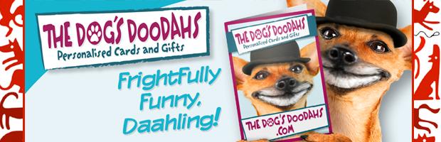 The Dog's Doodahs Banner