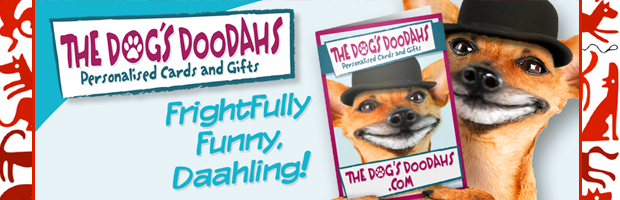 The Dog's Doodahs Banner