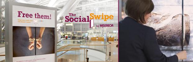 Social Swipe Banner