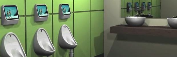 Toilet Ads