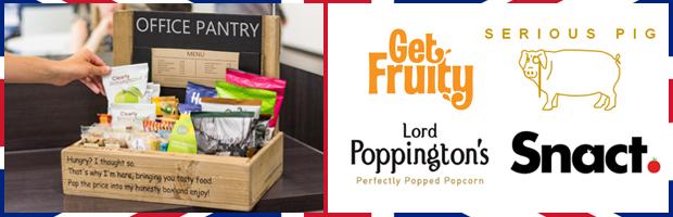British Food Brands Banner