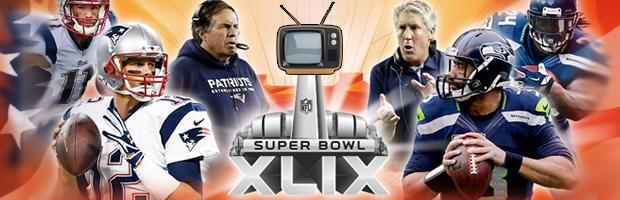 Super Bowl 2015 Banner