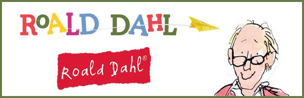Roald Dahl Banner