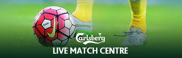 Live Match Centre