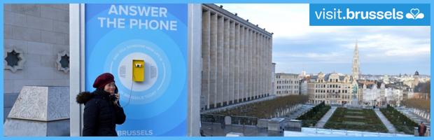Visit Brussels Banner