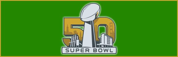 Super Bowl 50 Banner